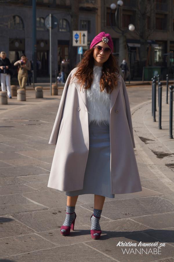 022 Street Style Milan Fashion Week: Svi ti kaputi