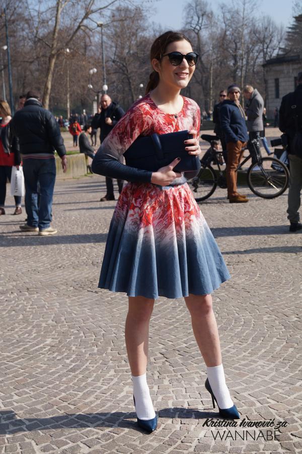 024 Street Style Milan Fashion Week: Svi ti kaputi