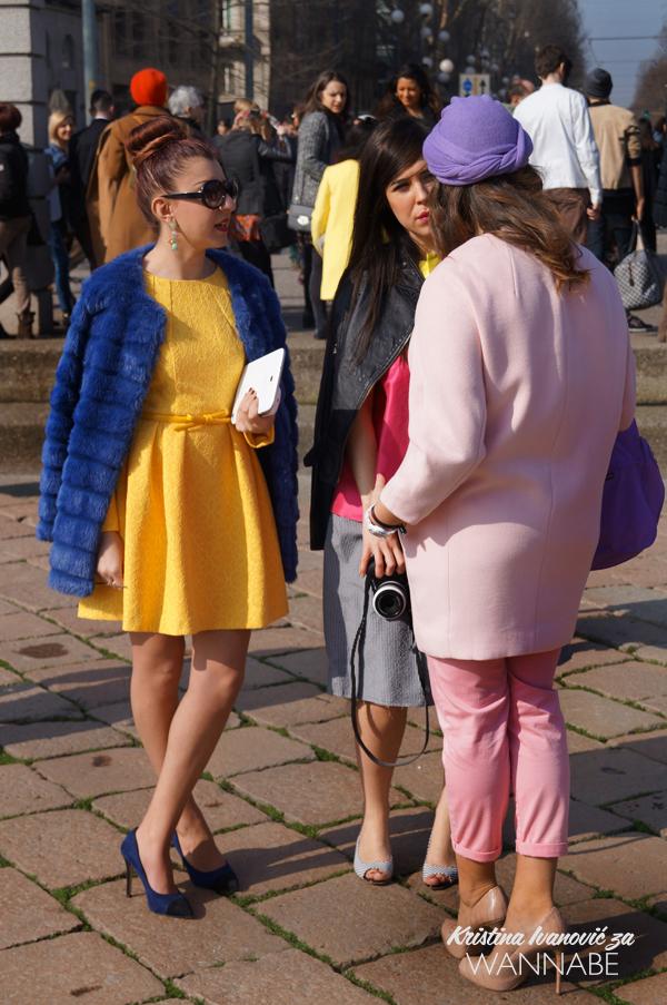 025 Street Style Milan Fashion Week: Svi ti kaputi