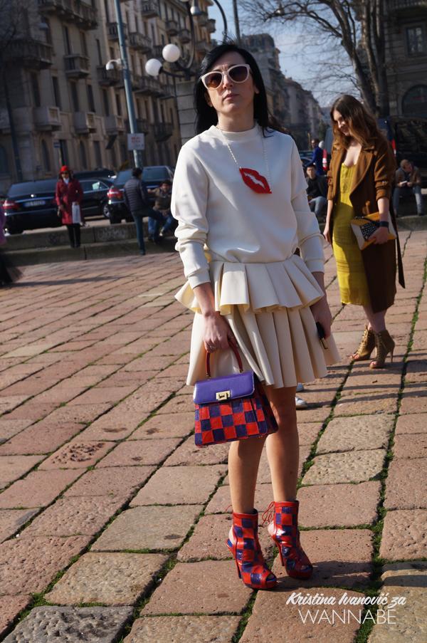 028 Street Style Milan Fashion Week: Svi ti kaputi