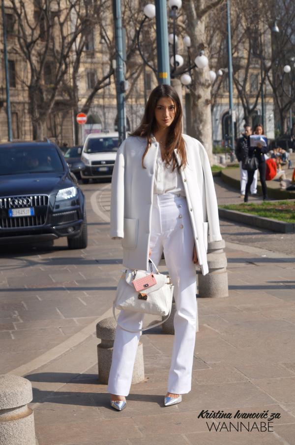 031 Street Style Milan Fashion Week: Svi ti kaputi