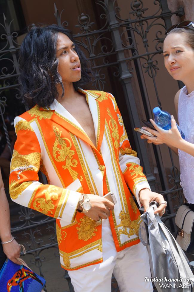 dsc09113 copy Street Style Milan Fashion Week: Trendovi pre svega
