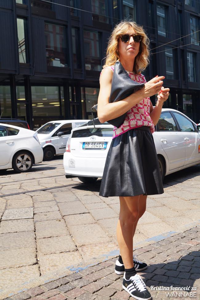 dsc09230 copy Street Style Milan Fashion Week: Trendovi pre svega