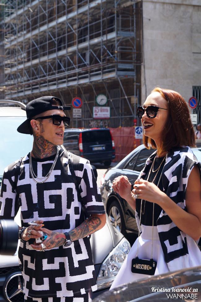 dsc09243 copy Street Style Milan Fashion Week: Trendovi pre svega