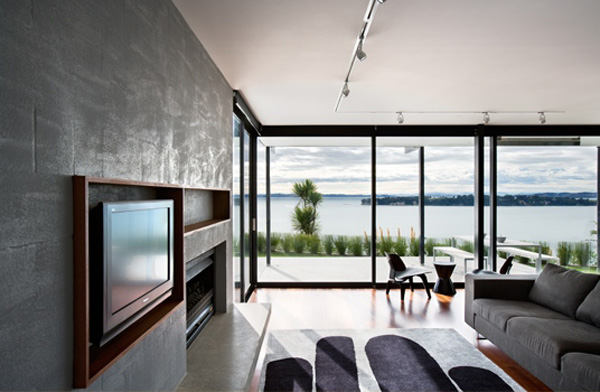 glendowie kuca 1 savrsena za ljubitelje moderne arh Stvarno dobar arhitekta: Pete Bossley