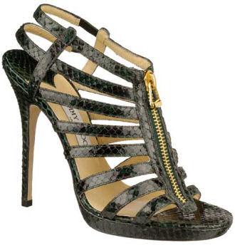 jimmy choo silver sandals Tamara Mellon   Kraljica cipela