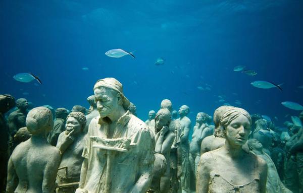 silent evolution jason sculpture03 Skulpture sa škrgama