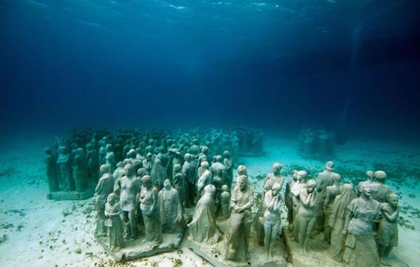 silent evolution jason sculpture04 Skulpture sa škrgama