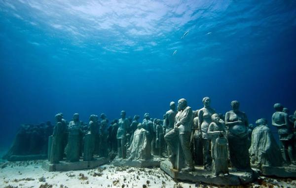 silent evolution jason sculpture05 Skulpture sa škrgama
