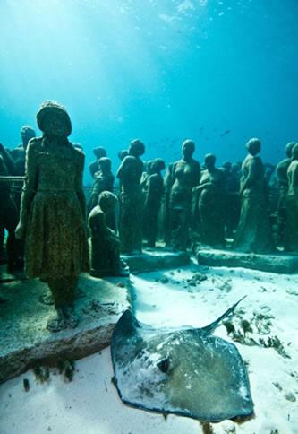 silent evolution jason sculpture12 Skulpture sa škrgama