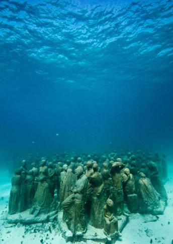 silent evolution jason sculpture47 Skulpture sa škrgama