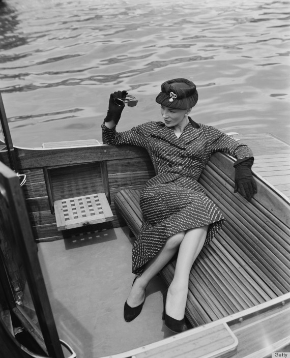 o boat 570 The Best Vintage Moments: Christian Dior