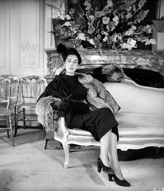 o chair 570 The Best Vintage Moments: Christian Dior