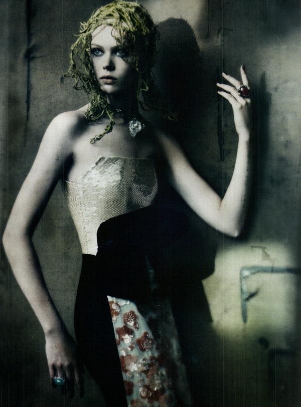 haute couture vogue italia september 2011 12 The Haute Couture for Vogue Italia, septembar 2011.