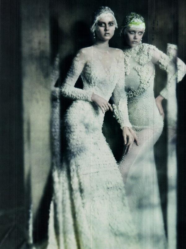 haute couture vogue italia september 2011 13 The Haute Couture for Vogue Italia, septembar 2011.