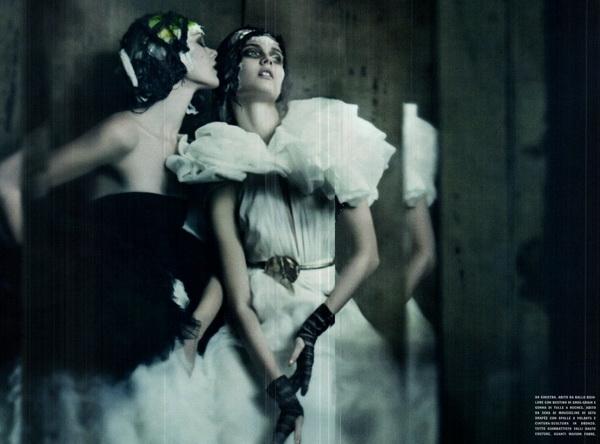 haute couture vogue italia september 2011 15 The Haute Couture for Vogue Italia, septembar 2011.