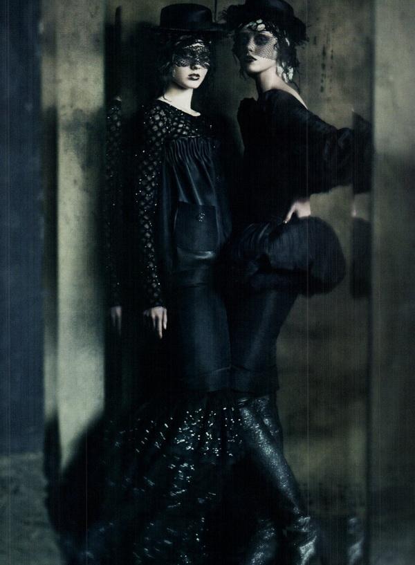 haute couture vogue italia september 2011 17 The Haute Couture for Vogue Italia, septembar 2011.