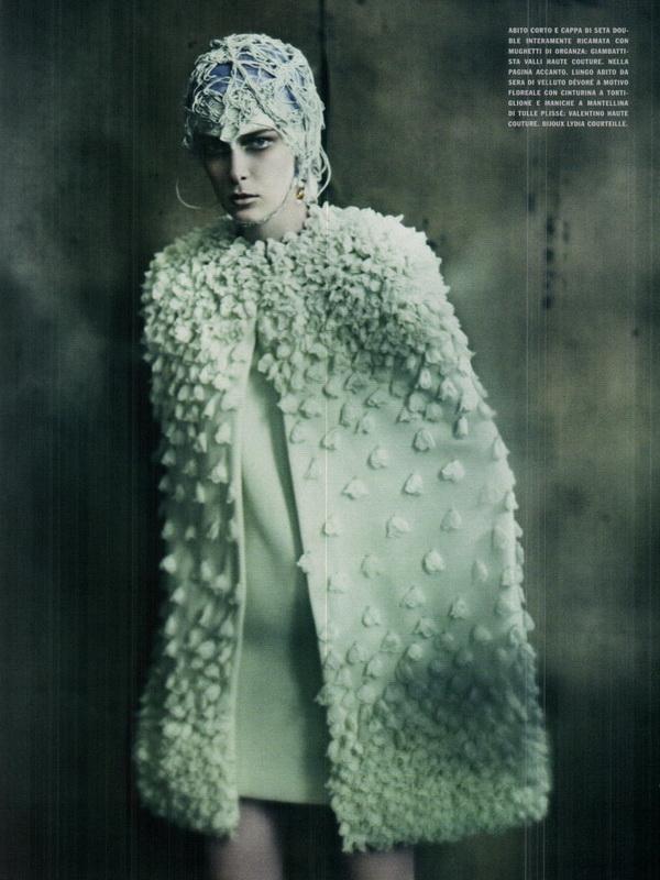 haute couture vogue italia september 2011 18 The Haute Couture for Vogue Italia, septembar 2011.