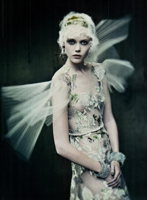 haute couture vogue italia september 2011 19 The Haute Couture for Vogue Italia, septembar 2011.