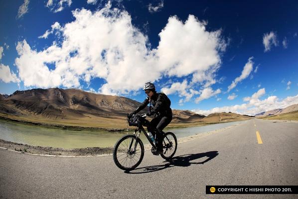 hiishii mg 1266 Tibet, avantura i bicikli