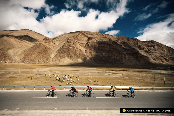 hiishii mk3 7423 Tibet, avantura i bicikli