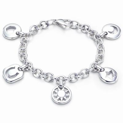 tiffany stencil charm bracelet 5 Šta žene vole: Tiffany&Co