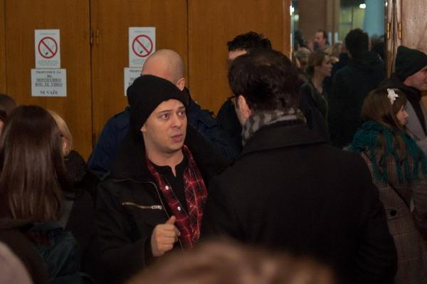 279 premijera filma velika dvorana dom sindikata beograd 01 02 2011 photo by aleksandar zec Tilva Roš