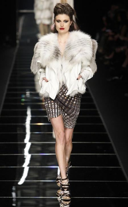 john richmond fur trend Vodič za oktobarske trendove