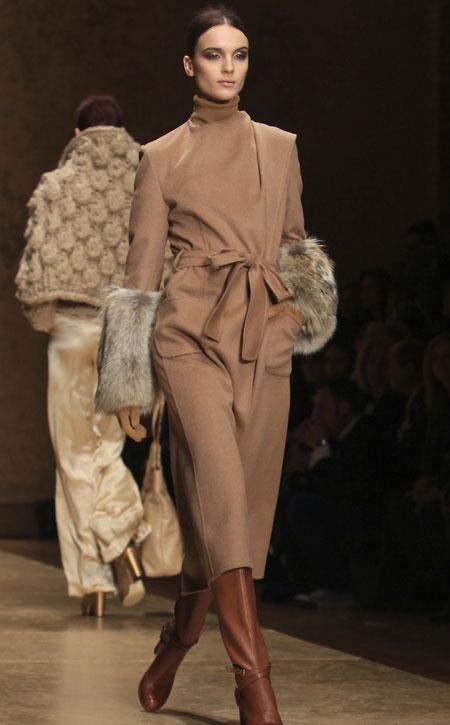 laura biagiotti fur trend 2011 2012 Vodič za oktobarske trendove