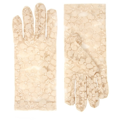 asos lace gloves Trend za jesen 2010.  Aksesoari od čipke