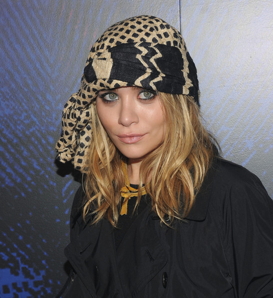 ashley olsen Da li ste za turban? Može, hvala!