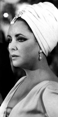 elizabeth taylor Da li ste za turban? Može, hvala!