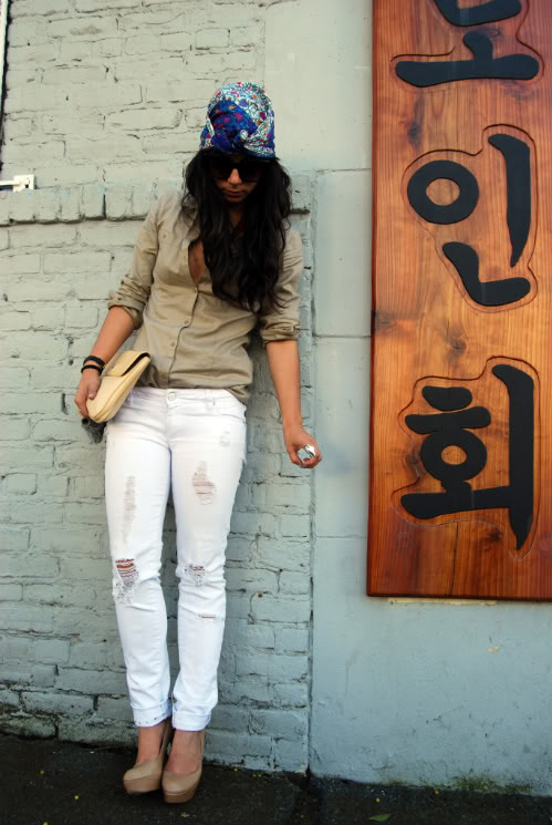 fashion bloggerkrystal Da li ste za turban? Može, hvala!