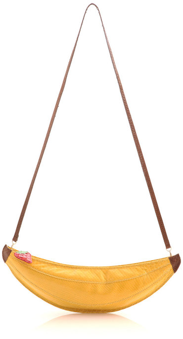 charlotte olympia yellow python banana baker bag product 1 441480 723066188 full Modni trend: Tutti Frutti