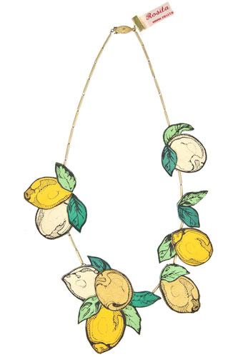 rosita bonita Modni trend: Tutti Frutti
