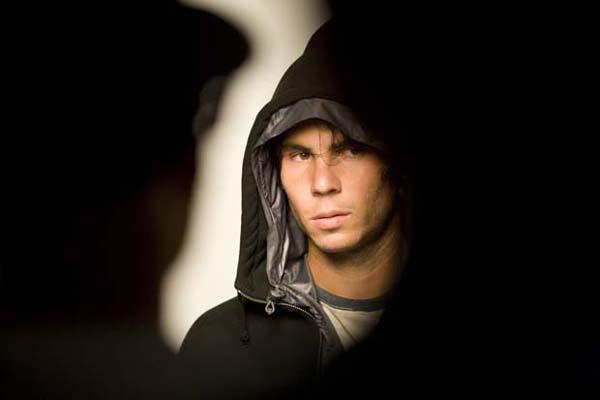 david sims karl templer nike sportswear rafael nadal 10 U krevetu sa... Rafaelom Nadalom