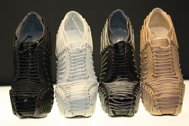 iris van herpen x united nude shoe United Nude: cipele koje izazivaju ljubav na prvi pogled