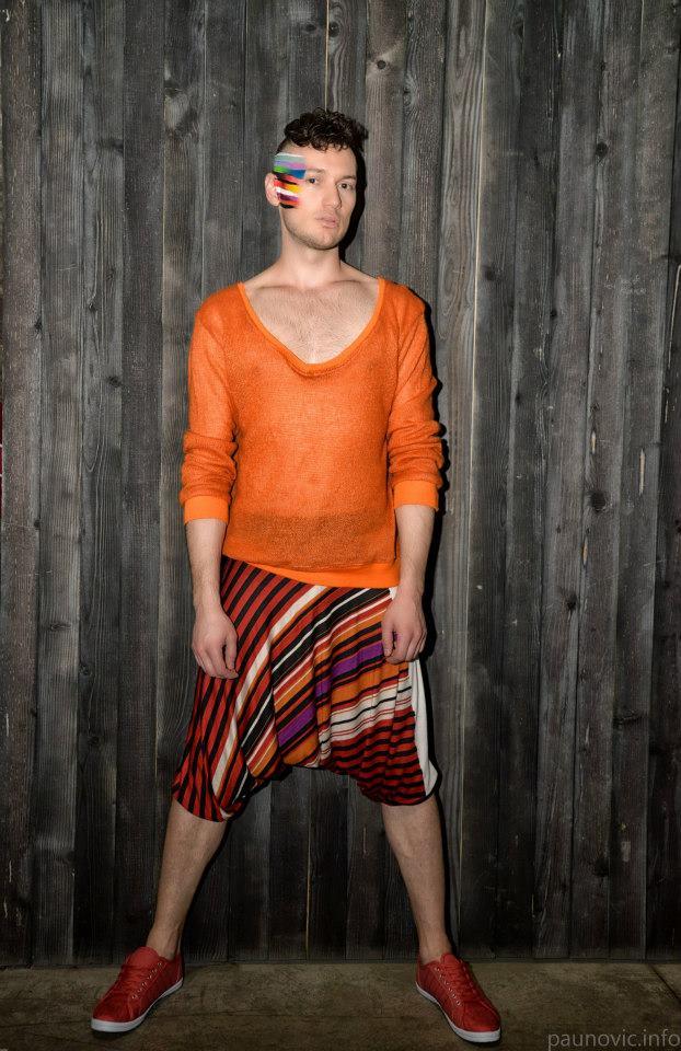 7 Vaan  Gool eksperimentiše u kolekciji za proleće/leto 2013.