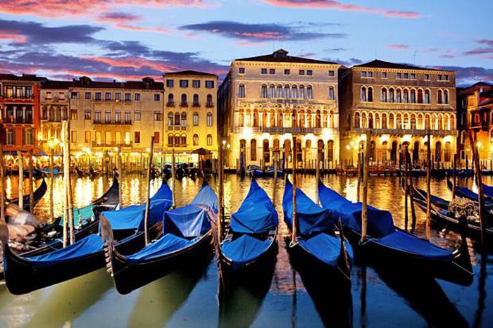 venice Moja sledeća destinacija: Venecija