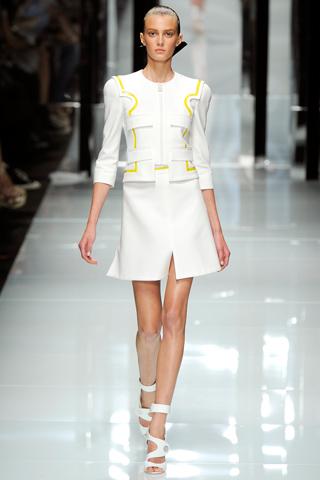 00060m Versace RTW kolekcija za proleće/leto 2011.