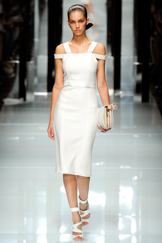00100m Versace RTW kolekcija za proleće/leto 2011.