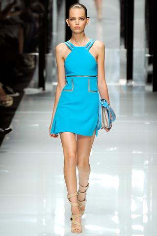 00120m Versace RTW kolekcija za proleće/leto 2011.