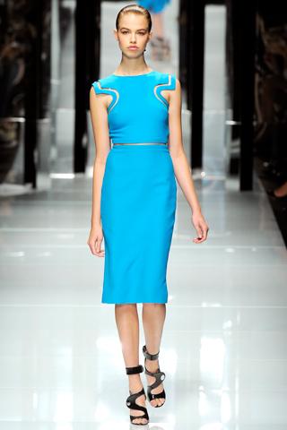 00160m Versace RTW kolekcija za proleće/leto 2011.