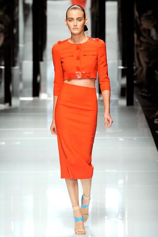 00240m Versace RTW kolekcija za proleće/leto 2011.