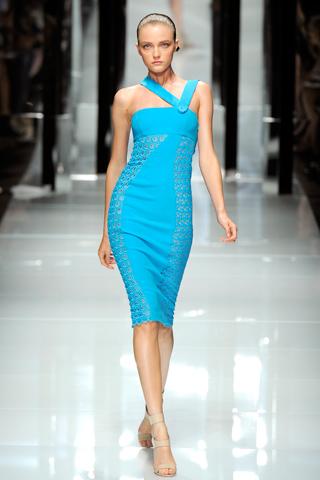00340m Versace RTW kolekcija za proleće/leto 2011.