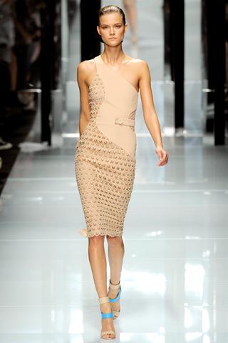 00360m Versace RTW kolekcija za proleće/leto 2011.