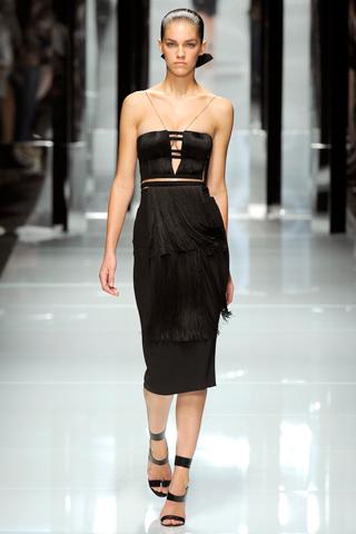 00410m Versace RTW kolekcija za proleće/leto 2011.