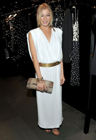 leann rimes dg party nyc Vogue Fashions Night Out New York