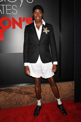 miss j alexander Vogue Fashions Night Out New York