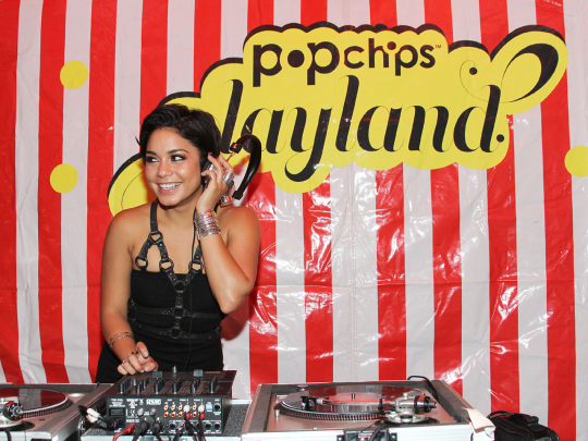 popchips playland Vogue Fashions Night Out New York